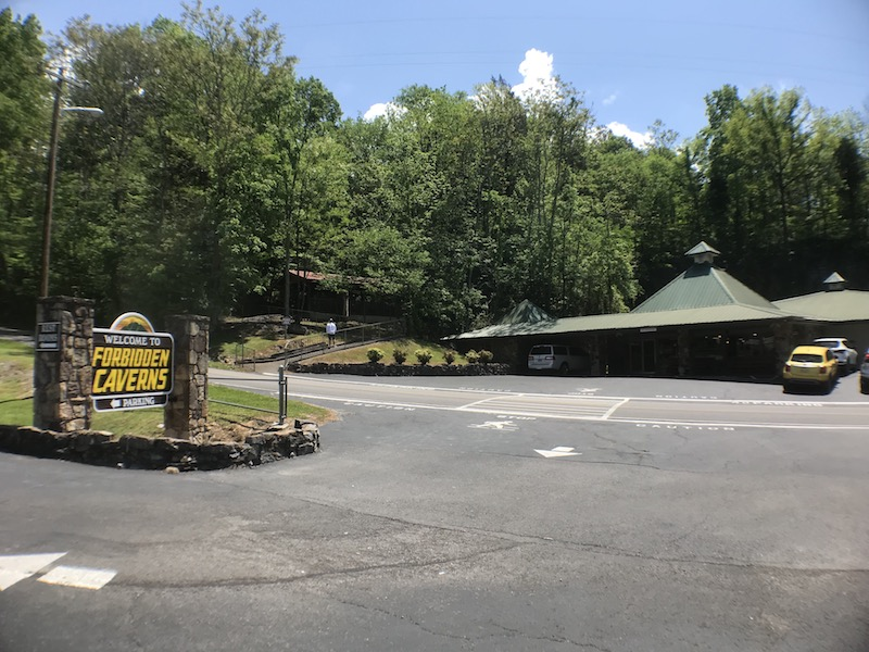 Awesome cavern and tour - Forbidden Caverns, Sevierville, TN