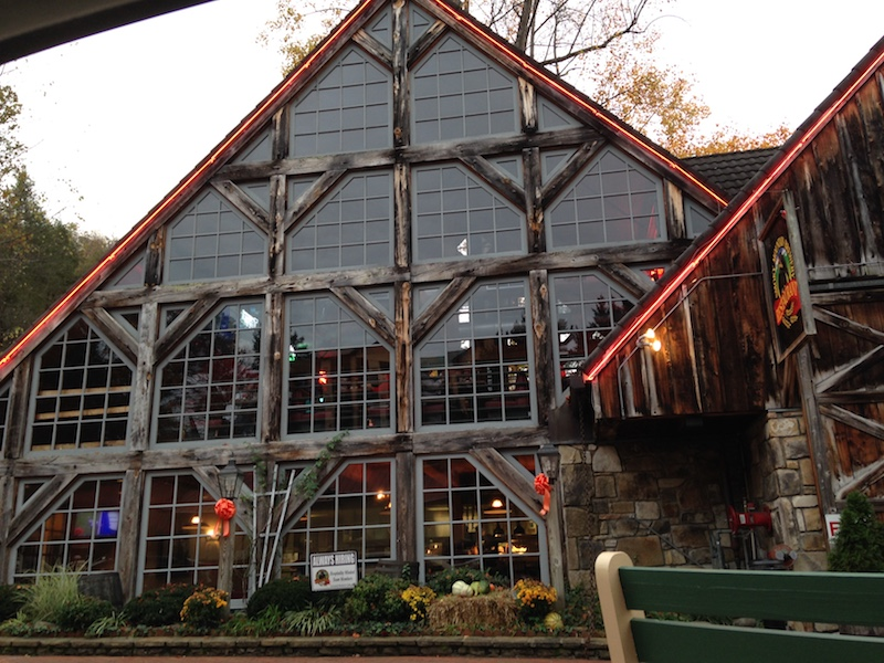 Smoky Mountain Brewery, Gatlinburg, TN